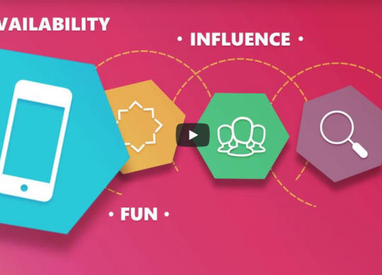 video Gamification Comunication gfoundry