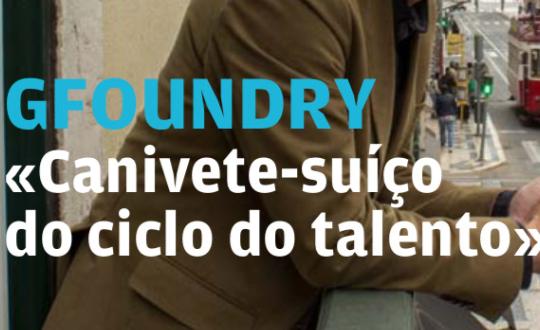 GFoundry – Canivete-suiço do ciclo do talento